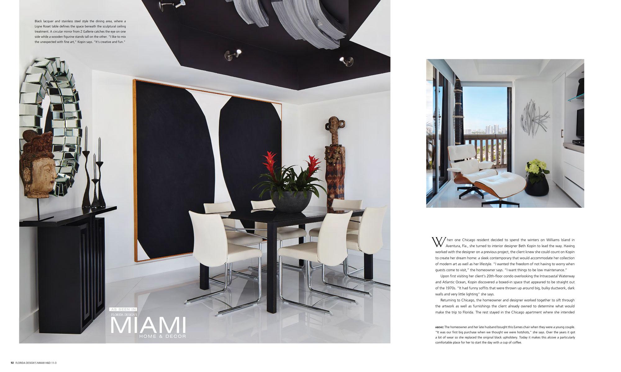Featured In Miami Home U0026 Decor