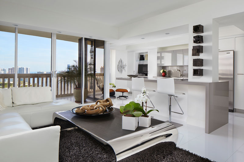modern: Adventura Coastal Views